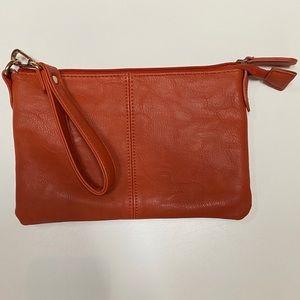 Orange Wristbag